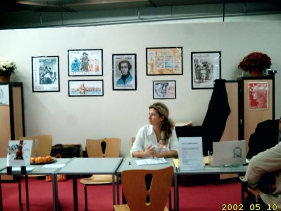 ARTISTES GRAVEURS ET DESSINATEURS DE TIMBRES