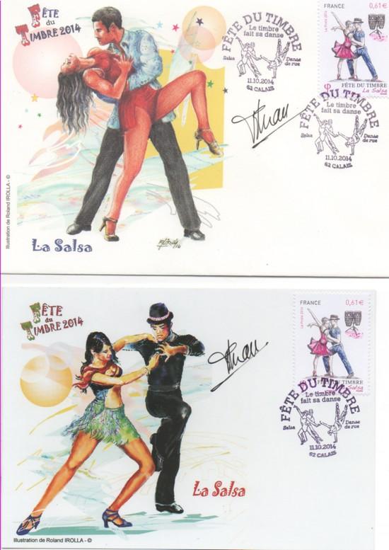 Fete du timbre 2014