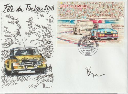 Fete du timbre 2019