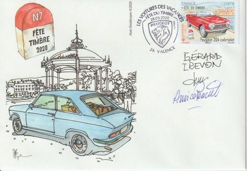 Fete du timbre 2020